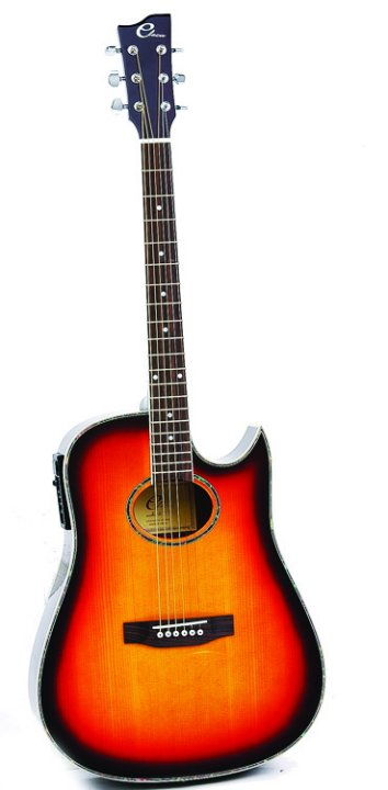 Finish Line Free Shipping Trick >> ThinLine Acoustic Electric Cutaway Guitar
