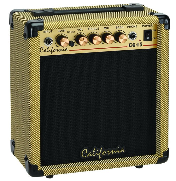 15 watt guitar amplifier. Black Bedroom Furniture Sets. Home Design Ideas