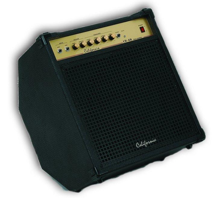60 Watt Bass Amplifier CI CB