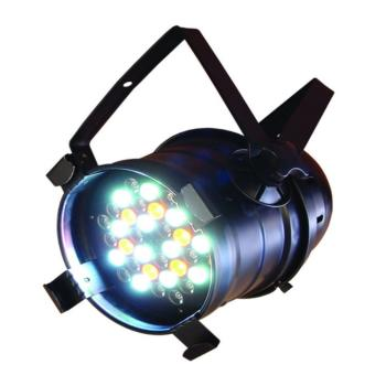 ROCKLITE AW 36x3-Watt Amber/White LED Par Can (BL-AWROCK)