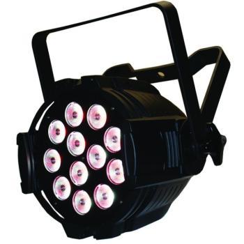 ProPar Quadra 4-in-1 RGBW LED Par Can (BL-QUADRAPP)