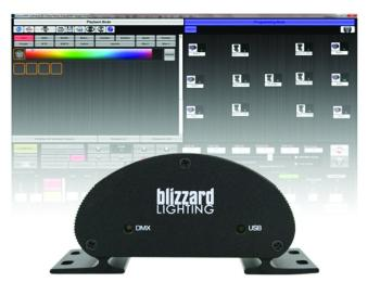 Eclipse DMX Lighting Software Interface   (BL-ECLIPSEDMX)