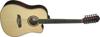 12-String Dreadnought Guitar (OS-OD312CE)