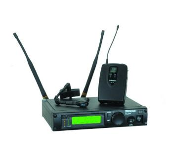 ULX Wireless Clip-on Microphone System (SU-ULXS14/98H)