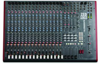ZED 16 Channel Firewire Recording Mixer (LL-ZED-R16)