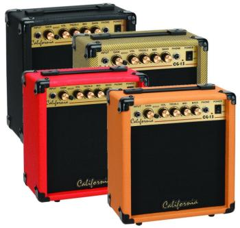 15-watt Guitar Amplifier (CI-CG15)
