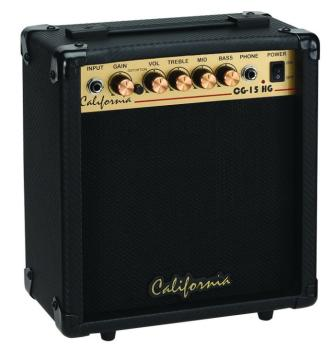 15-watt High Gain Guitar Amplifier (CI-CG15-HG)