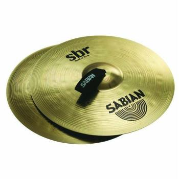 "14"" SBR Marching Band Cymbal Pair  (SB-SBR1422)"