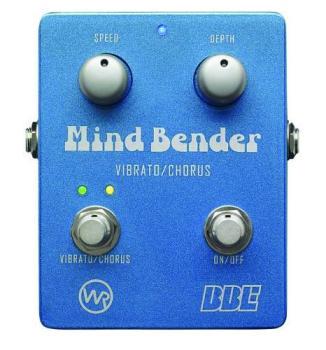 Mind Bender Vibrato & Chorus Pedal (BB-MB-2)