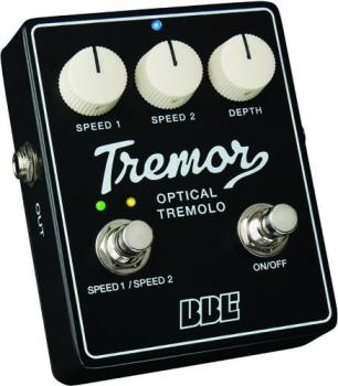 Tremor Optical Tremelo Pedal (BB-TR-63B)