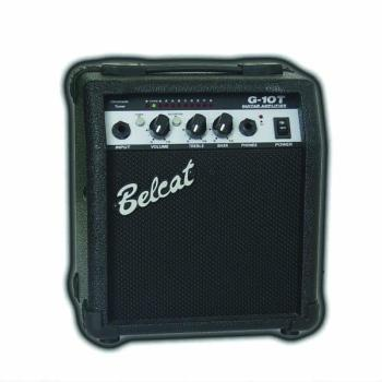 10W Guitar Amp with Tuner (BE-G10T)