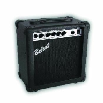 15W Guitar Amp with Reverb (BE-15RG)