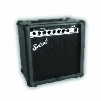 25W Bass Amp (BE-25B)
