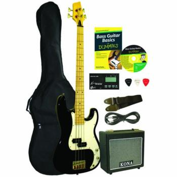 Bass Guitar Starter Pack For Dummies (FO-KBFDPK)