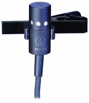 Lavalier/Instrument Mic (AT-PRO 7A)