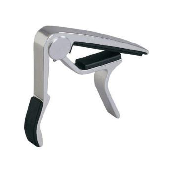 Banjo Trigger Capo (Nickel Finish) (JD-85BDN)