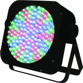 The Puck: Unplugged Battery Powered RGB LED Flat Par Can (BL-RGBUNPLUGGED)