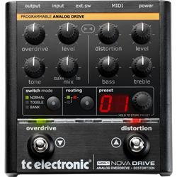 NDR-1 Nova Drive Overdrive and Distortion Guitar Effects  (TL-NOVA-DRIVE)