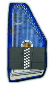 21 Chord Classic Autoharp (OS-OS21CQTBL)