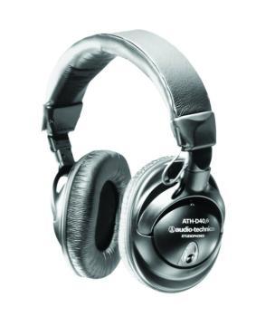 Enhanced Bass Monitor Headphones (AI-ATH-D40FS)