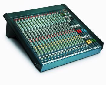 Mix Wizard 16 Channel. 12 Bus Stage/In-Ear Monitor Mixer (LL-WZ3-12M)