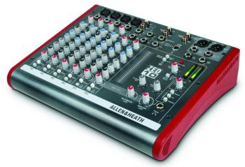 Zed Mini 10 Channel Mixer (LL-ZED-10)