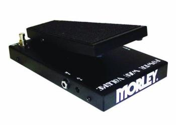 Power Wah and Volume Combo Pedal (MO-PWOV)