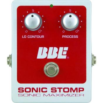 Sonic Stomp Sonic Maximizer Pedal (BB-SS-92)