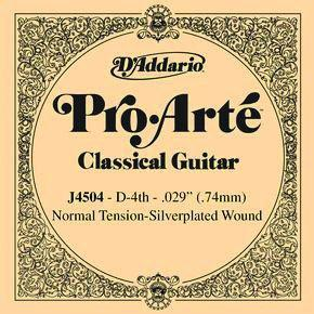 Classical Guitar Single Strings  (DA-J-SINGLE)