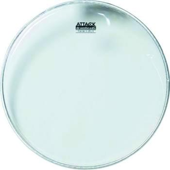 "13"" Drumhead-1-ply Thin, Clear (AK-DHTS13)"