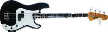 3/4 Size Black 4- String Bass (OS-OB25B)