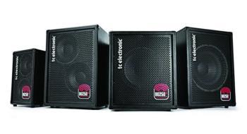 BG250 Lightweight 250-Watt Combo Amp with built in Effects (TL-BG250)