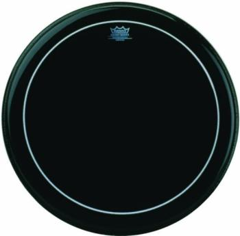 Ebony® Pinstripe Batter/Bass Drum Head (RE-EB-PS)