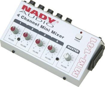 Instrument/Mic Mixer (SF-MM40)